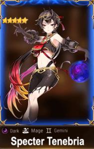 Epic 7 Specter Tenebria