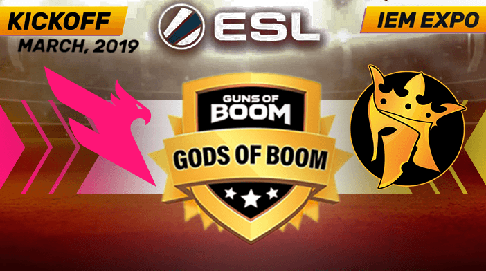 Gods of Boom