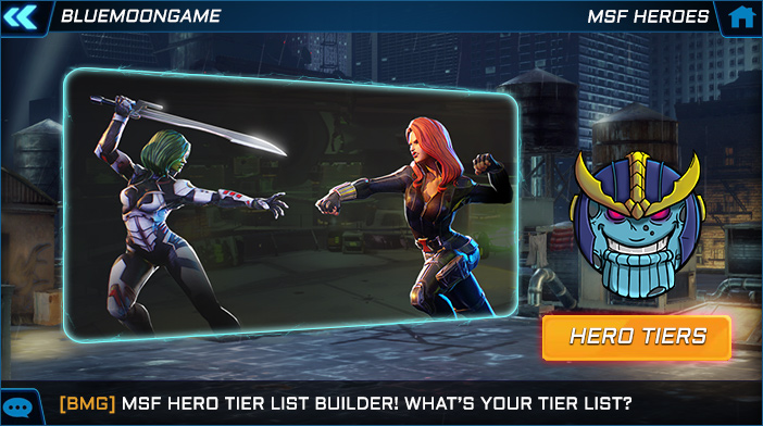 marvel strike force tier list