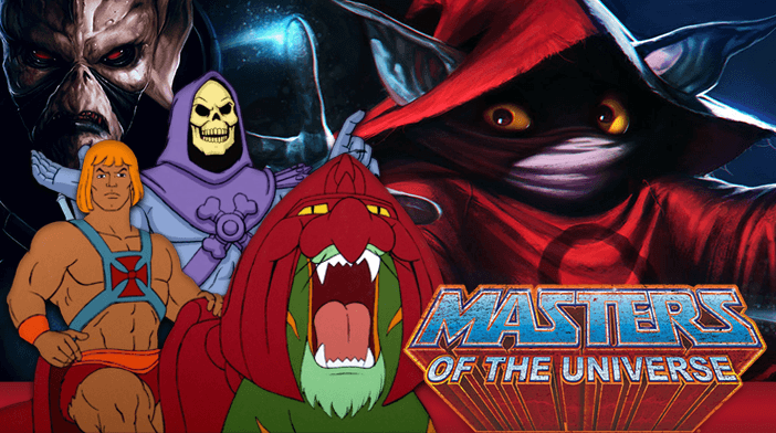 Masters of the Universe Reboot