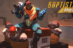 Overwatch Baptiste Origine Story