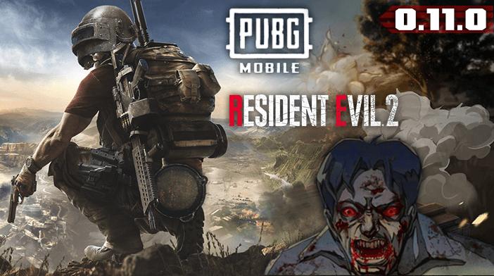 PUBG Mobile - Resident Evil 2