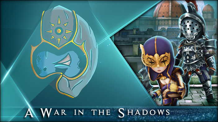 Assassins creed rebellion a war in the shadows event