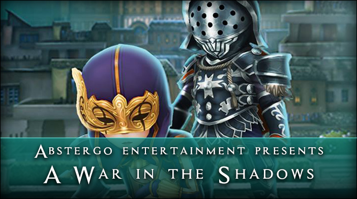Assassins creed rebellion event a war in the shadows