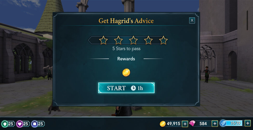Harry Potter Hogwarts Mystery Walkthrough Audition for the Frog Choir Part 2