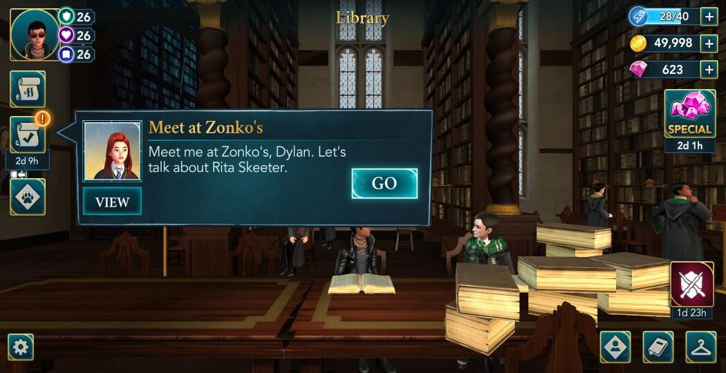 Harry Potter Hogwarts Mystery Walkthrough Grand Pranksters Adventure Part 3