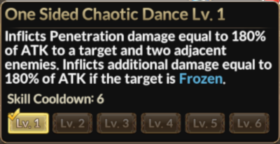 One_Sided_Chaotic_Dance
