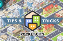 Pocket city Tips and Tricks