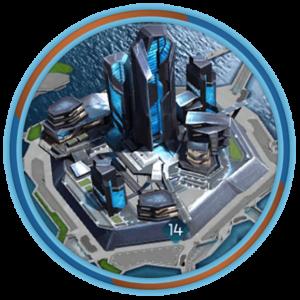 Buildings - Star Trek Fleet Command