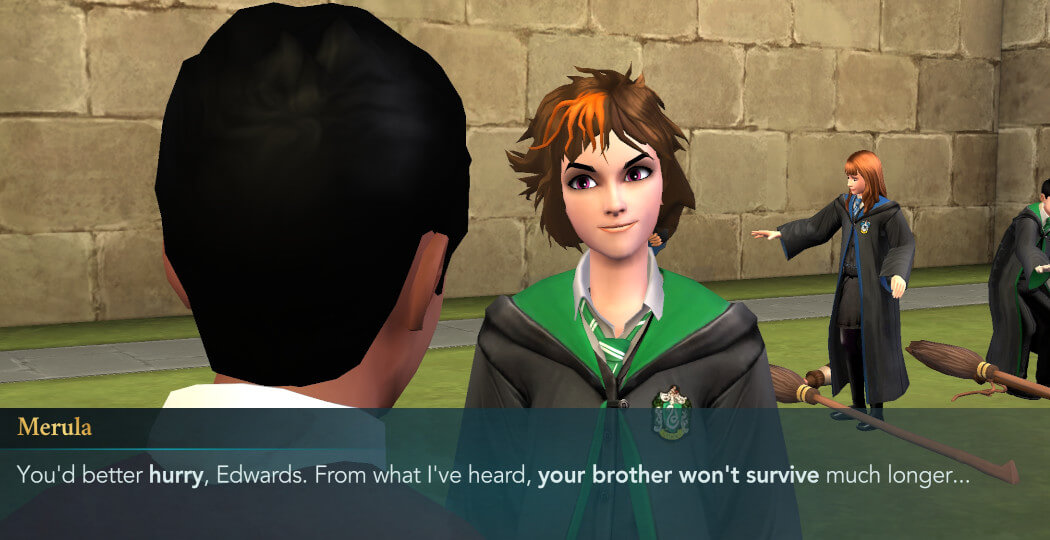 Harry Potter Hogwarts Mystery FanFiction Year 2 Part 7