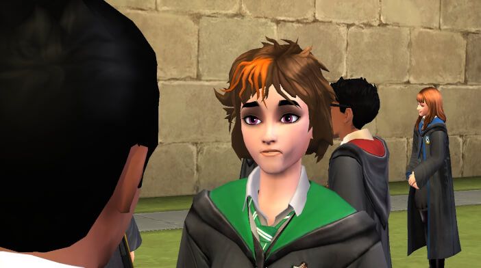 Fan Fiction Part 7 - Harry Potter Hogwarts Mystery Year 2