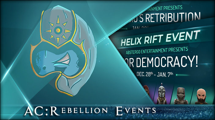 assassins creed rebellion events