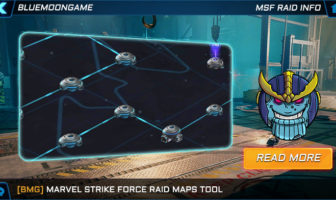marvel strike force raid maps help tool
