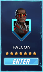MSF Falcon Thumb
