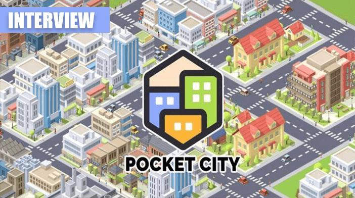 Pocket City Dev Interview