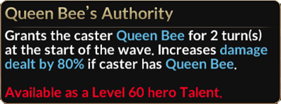 Queen Bee Authority