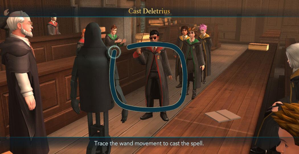 Harry Potter Hogwarts Mystery Walkthrough Take the OWLs Part 2