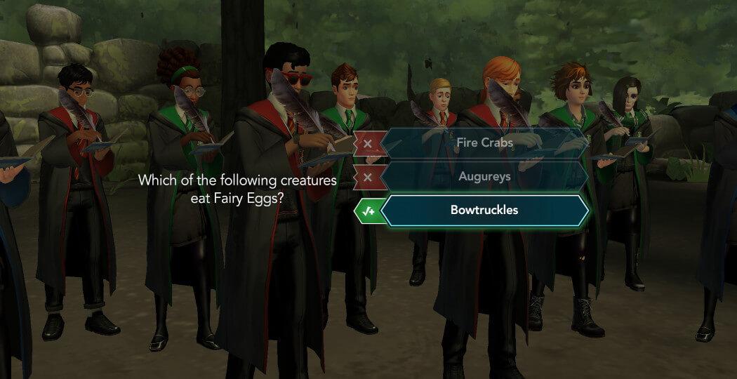 Harry Potter Hogwarts Mystery Walkthrough Take the OWLs Part 3