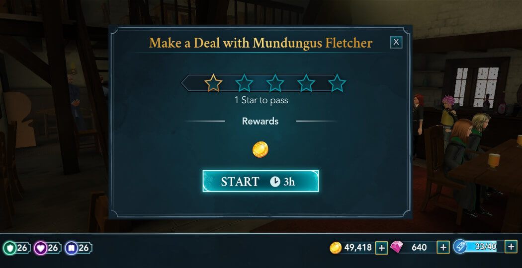 Harry Potter Hogwarts Mystery Walkthrough Year 5 Chapter 24