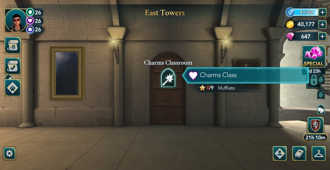 Harry Potter Hogwarts Mystery Walkthrough Year 5 Chapter 25