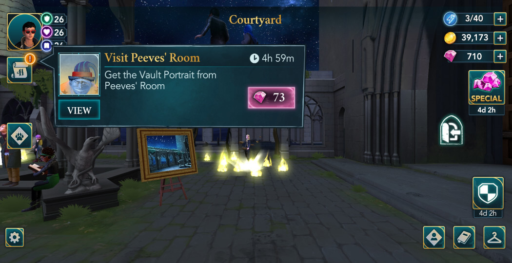 Harry Potter Hogwarts Mystery Walkthrough Year 5 Chapter 26