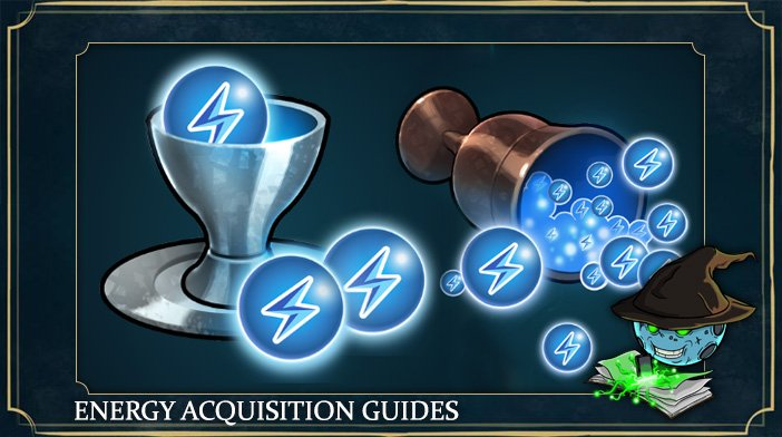 harry potter hogwarts mystery energy acquisition