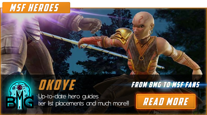 marvel strike force okoye hero