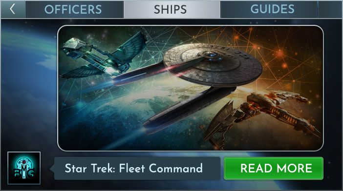 Ships - Star Trek Fleet Command