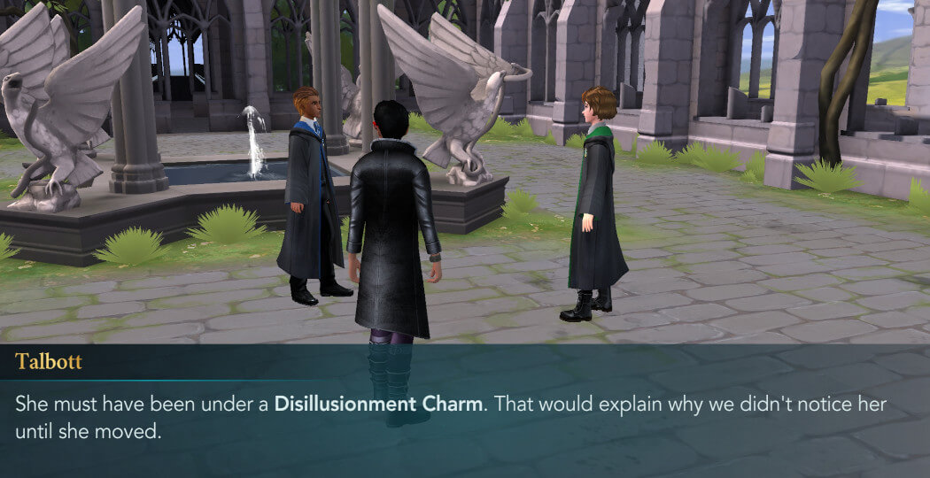 Harry Potter Hogwarts Mystery Walkthrough Flying Solo Part 1