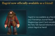 Hagrid Friend