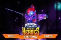 Skylanders Best Starting Units