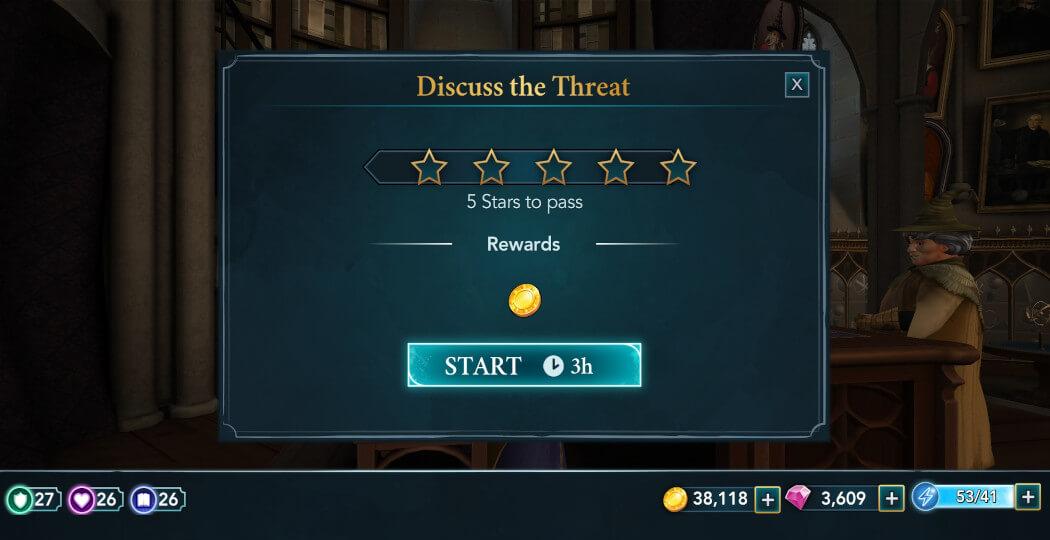 Harry Potter Hogwarts Mystery Walkthrough Unleash Your Patronus Part 1