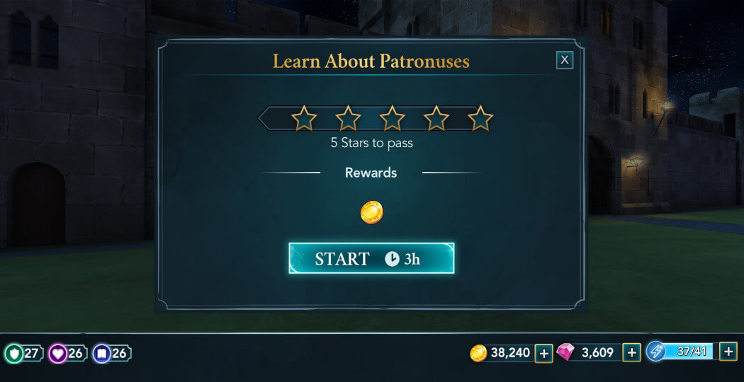 Harry Potter Hogwarts Mystery Walkthrough Unleash Your Patronus Part 2