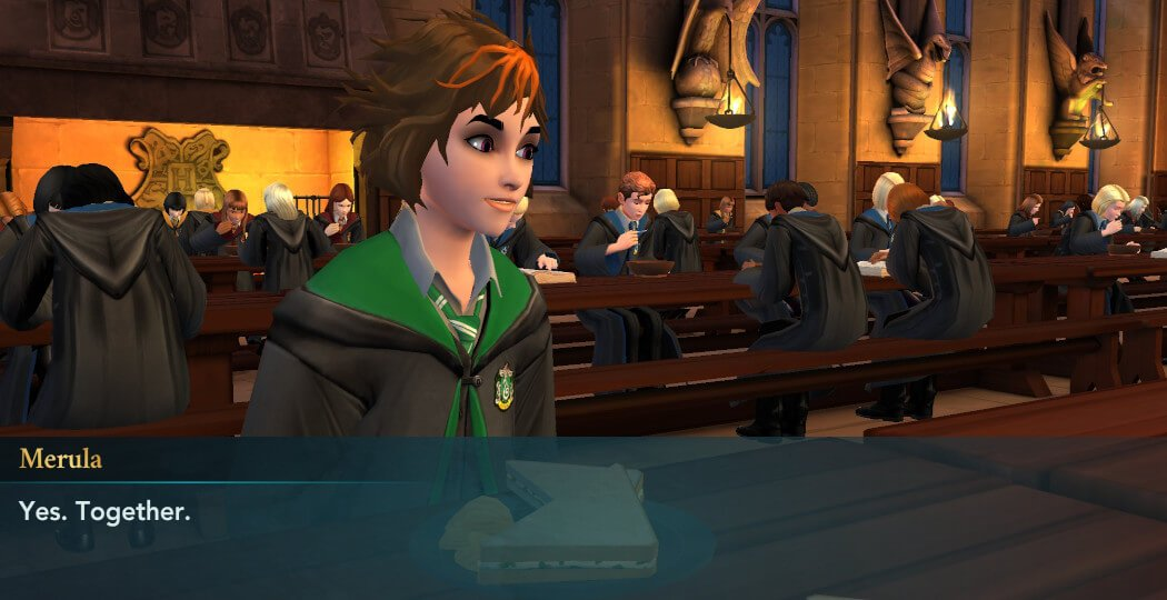 Harry Potter Hogwarts Mystery Walkthrough Year 5 Chapter 28