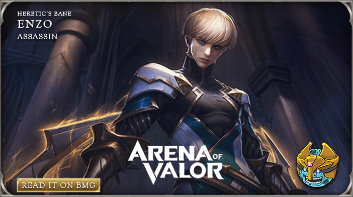 Arena of Valor Enzo Featured