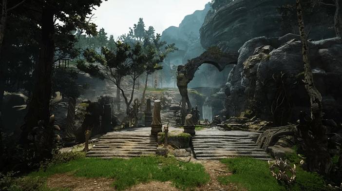 Black Desert Announced for PS4