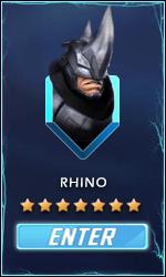 Marvel Strike Force Rhino thumbnail