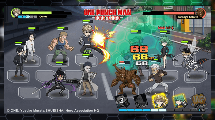 One Punch Man: Road to Hero available for pre-registration!