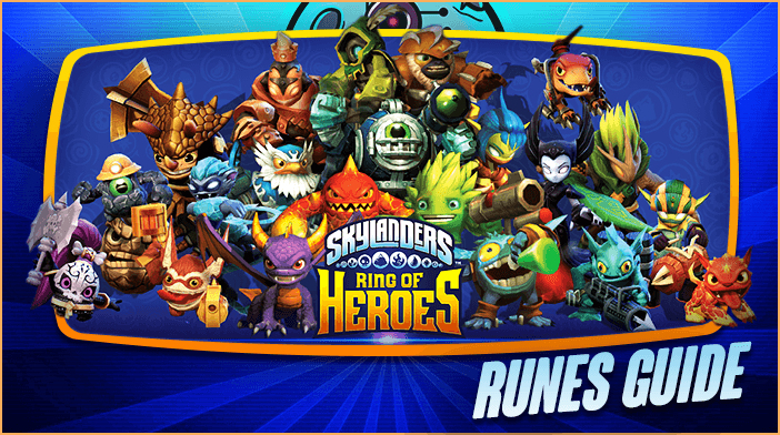 Skylanders Runes Guide Featured