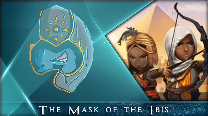 The Mask of the Ibis Featured