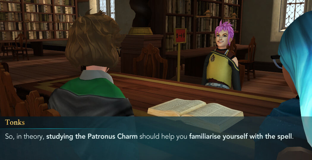 Harry Potter Hogwarts Mystery Walkthrough Unleash Your Patronus Part 3