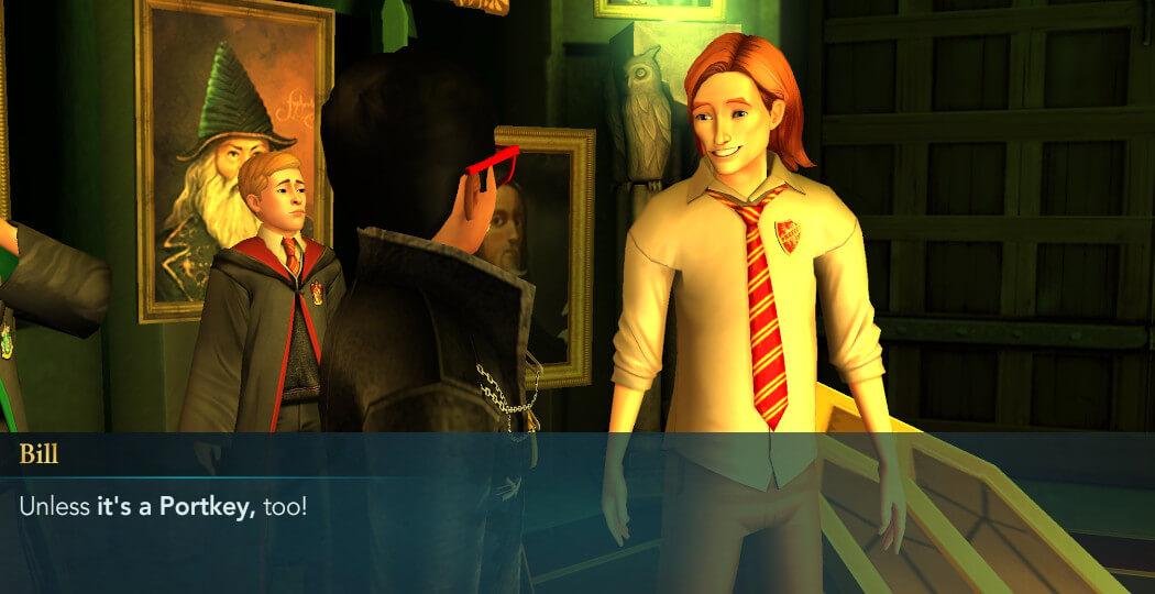 Harry Potter Hogwarts Mystery Walkthrough Year 5 Chapter 30