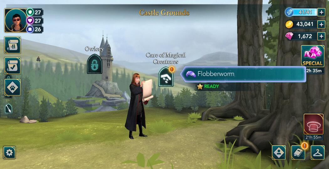Harry Potter Hogwarts Mystery Walkthrough Year 5 Chapter 31
