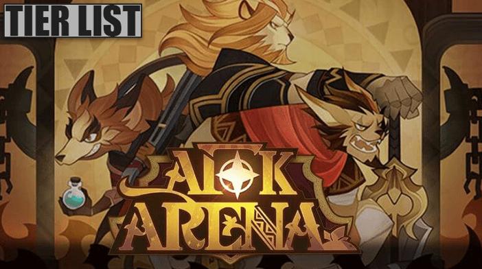 AFK Arena Tier List for Top 10 Heroes - v1 23