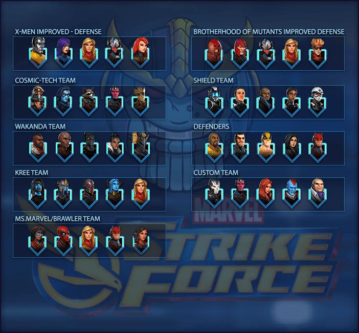 Best Teams Defense 3.3