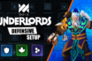 Dota Underlords Defensive Setup