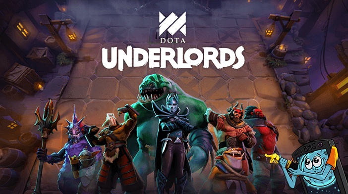 Dota Underlords Early Review