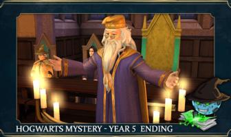 Hogwarts Mystery Year 5 Ending
