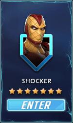 Marvel Strike Force Shocker Thumbnail