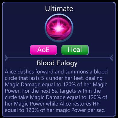 Alice - Mobile Legends Adventure